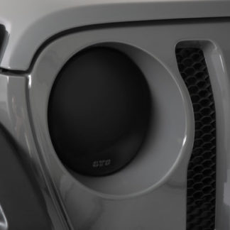 GT Styling Headlight Cover Smoked