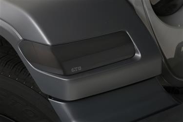 GT Styling Turn Signal Guard; Smoke; Set Of 2  | 2018 Jeep Wrangler JL | 2019 Jeep Wrangler