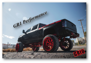 Grid Off-Road Wheels