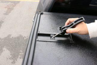 Tonneau Cover Hard Trifold 2007-2013 TOYOTA Tundra Regular/Double Cab