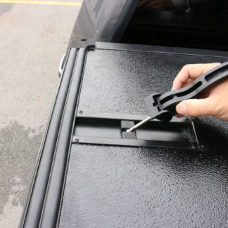 Tonneau Cover Hard Trifold 2007-2013 TOYOTA Tundra Regular/Double Cab