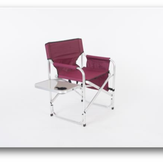 Faulkner Director Chair Red