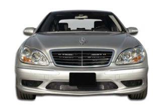 Custom Premium Boot Mat to fit Mercedes S-Class W220 2000-2006