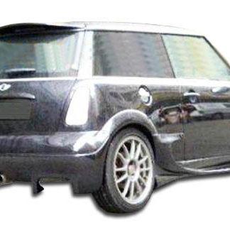 2002-2006 Mini Cooper Duraflex Vader Rear Bumper Cover - 1 Piece