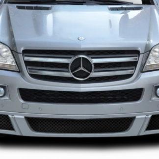 2007-2009 Mercedes GL Class X164 Duraflex BR-S Front Lip Spoiler - 1 Piece