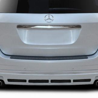 2007-2009 Mercedes GL Class X164 Duraflex BR-S Rear Lip Spoiler - 1 Piece