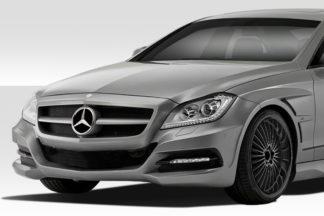 2012-2015 Mercedes CLS Class C218 W218 Duraflex LR-S Front Bumper - 1 Piece