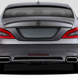 2012-2015 Mercedes CLS Class C218 W218 Duraflex LR-S Rear Bumper - 1 Piece