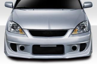 2004-2007 Mitsubishi Lancer Duraflex Trackstar Front Bumper - 1 Piece