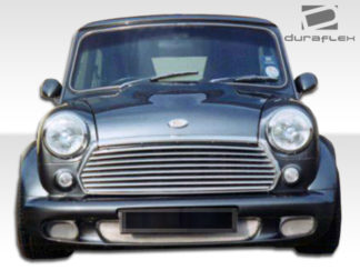 1959-2000 Mini Cooper Duraflex Type Z Wide Body Front Bumper Cover - 1 Piece