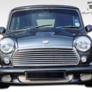 1959-2000 Mini Cooper Duraflex Type Z Wide Body Front Bumper Cover - 1 Piece