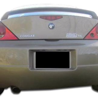 1999-2002 Mercury Cougar Duraflex B-2 Rear Bumper Cover - 1 Piece (Overstock)