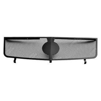 Black - 1.8mm Wire Mesh Grille - 2002-2006 Cadillac Escalade /2002-2006 Cadillac Escalade EXT /2002-2006 Cadillac Escalade ESV