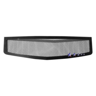 Black - 1.8mm Wire Mesh Grille - 2003-2007 Cadillac CTS