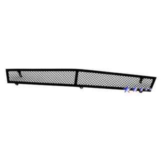 Black - 1.8mm Wire Mesh Grille - 2008-2013 Cadillac CTS (Not For CTS-V)/2011-2014 Cadillac CTS Coupe (Not For CTS-V Coupe)