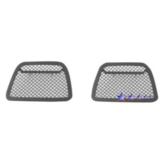 Black - 1.8mm Wire Mesh Grille - 2007-2014 Chevy Avalanche Not For Z71 Model/2007-2014 Chevy Suburban Not For Z71 Model/2007-2014 Chevy Tahoe Not For Z71/ Hybrid Model