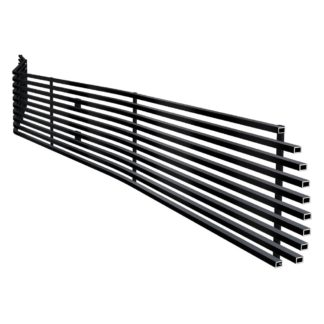 Black - Horizontal Billet Grille - 2009-2014 Dodge Challenger Phantom