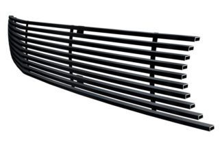 Black - Horizontal Billet Grille - 2015-2019 Dodge Challenger