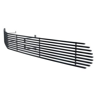 Black - Horizontal Billet Grille - 2015-2019 Dodge Challenger Phantom