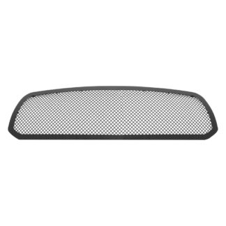 Black - 2.5mm Wire Mesh Grille - 2013-2018 Ram 1500 Not For Rebel Model