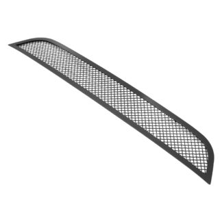 Black - 1.8mm Wire Mesh Grille - 2015-2018 Dodge Charger Without Adaptive Cruise Control (Not for Daytona and RT SCAT Pack and SRT)/2019 Dodge Charger Without Adaptive Cruise Control Only for SXT