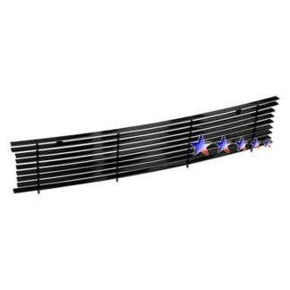 Black - Horizontal Billet Grille - 2011-2016 Ford F-250 SD All Model/2011-2016 Ford F-350 SD All Model/2011-2016 Ford F-450 SD All Model