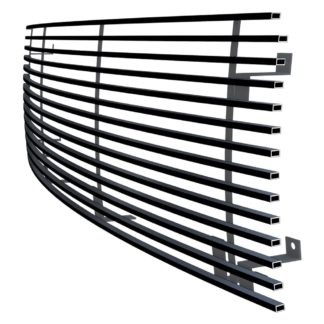 Black - Horizontal Billet Grille - 1987-1991 Ford Bronco /1987-1991 Ford F-150 /1987-1991 Ford F-250 /1987-1991 Ford F-350