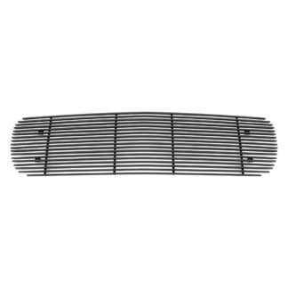 Black - Horizontal Billet Grille - 1999-2000 GMC Sierra 1500 Not For HD/2000-2006 GMC Yukon /2001-2006 GMC Yukon Denali /2001-2002 GMC Sierra All Model/2001-2001 GMC Sierra C3 /2002-2006 GMC Sierra Denali