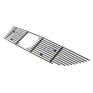 Black - Horizontal Billet Grille - 2013-2015 Honda Accord Coupe
