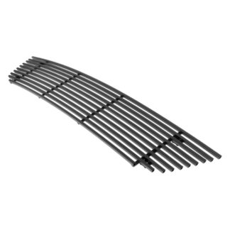 Black - Horizontal Billet Grille - 2006-2007 Honda Accord Coupe