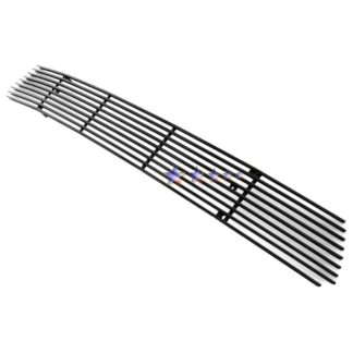 Black - Horizontal Billet Grille - 2014-2016 Kia Cadenza Not For Premium and Limited Model