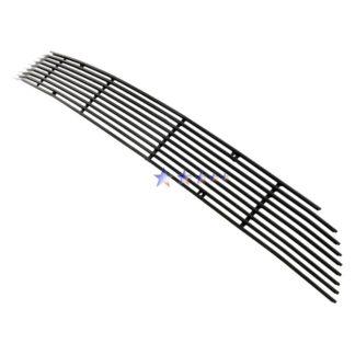 Black - Horizontal Billet Grille - 2014-2015 Kia Sorento Not For SX Model