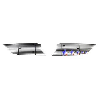 Black - Horizontal Billet Grille - 2010-2013 Mazda CX-9
