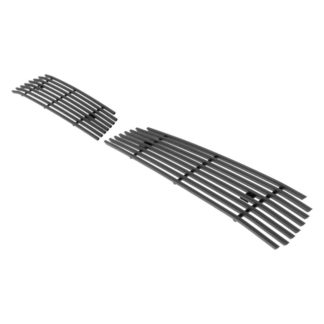 Black - Horizontal Billet Grille - 2005-2006 Infiniti G35 Sedan (Incl. G35X)