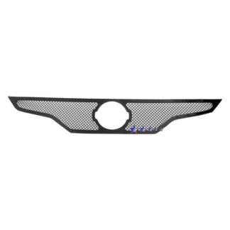 Black - 1.8mm Wire Mesh Grille - 2010-2012 Nissan Altima Coupe
