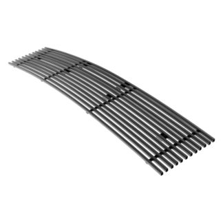 Black - Horizontal Billet Grille - 2004-2010 Infiniti QX56 03-07 Infiniti QX56 (Not Good For Equipping With Speed Sensor)