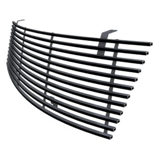 Black - Horizontal Billet Grille - 2005-2007 Infiniti M35 Sedan