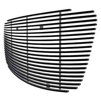 Black - Horizontal Billet Grille - 2015-2019 Chrysler 300C /2015-2019 Chrysler 300S