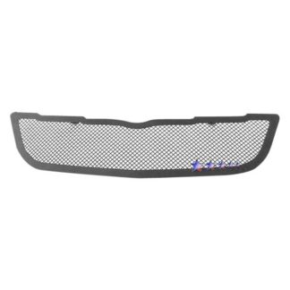 Black - 1.8mm Wire Mesh Grille - 2004-2008 Chrysler Crossfire