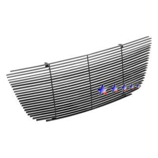 Black - Horizontal Billet Grille - 2011-2014 Chrysler 300 /2011-2014 Chrysler 300C