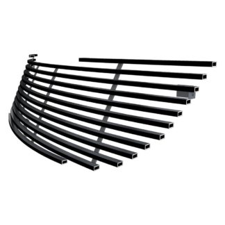 Black - Horizontal Billet Grille - 2004-2008 Chrysler Crossfire