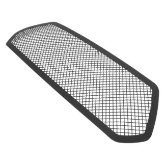 Black - 2.5mm Wire Mesh Grille - 2016-2017 Toyota Tacoma Not Fit With Front Sensor
