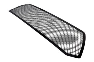 Black - 1.8mm Wire Mesh Grille - 2012-2015 Toyota   Tacoma