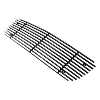 Black - Horizontal Billet Grille - 2001-2004 Volvo S60 Not for S60 R Trim