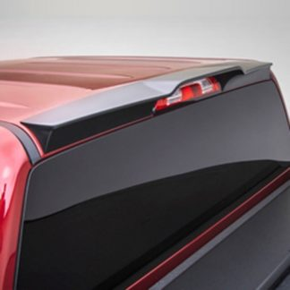 Urethane Truck Cab Spoiler 2014 - 2018 GMC Sierra 1500/2500/3500 (Fits Double Cab & Crew Cab)