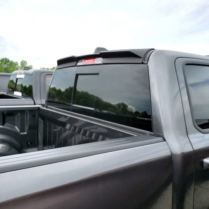 Urethane Truck Cab Spoiler 2019 - Up Dodge Ram 1500 (Fits Crew Cab Without Sunroof Models Only)