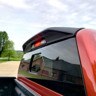 Urethane Truck Cab Spoiler 2019 - Up Ford Ranger (Fits All Cab Sizes)