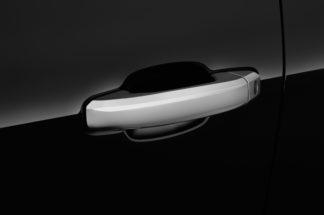 ABS Chrome Door Handle Cover 4-Door 1-Keyhole 2014 - 2016 GMC Sierra
