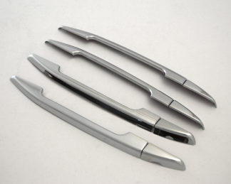 ABS Chrome Door Handle Cover 4-Door Top Cover Only 1994 - 2000 Mercedes C-Class-W202