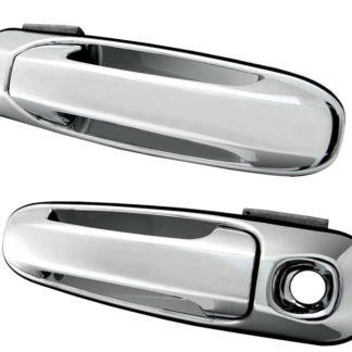 05-11 Dakota ABS Chrome Replacement Door Handle 2D-1K 2002 - 2008 Dodge Ram